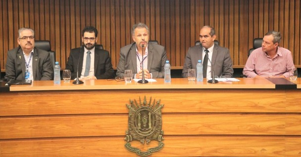 Reunião Apoio Financeiro aos Municípios