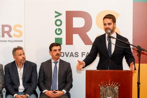 PORTO ALEGRE, RS, BRASIL, 02/09/2019 - Com o objetivo de implementar uma agenda estratégica de gestão de pessoas no governo do Estado, o Qualifica RS concluiu, nesta segunda-feira (2/9), o primeiro processo inovador de seleção de profissionais por meio de
