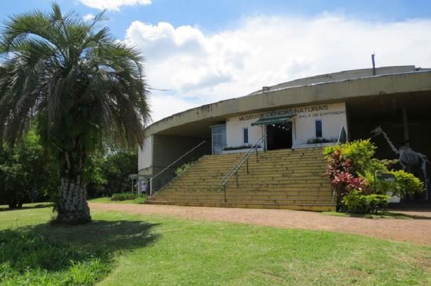 museu fachada jardim botânico