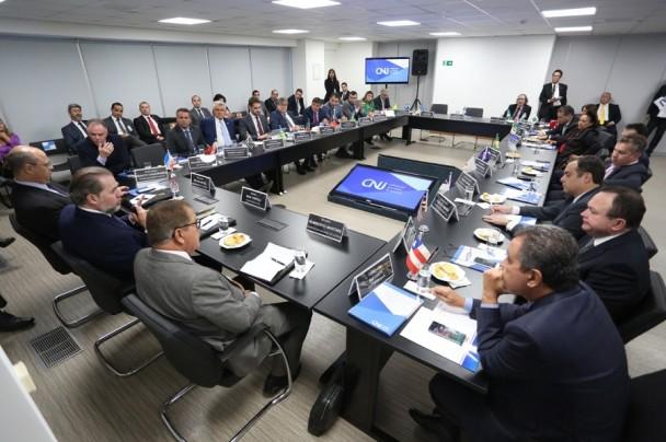 Reunião Toffoli CNJ 2