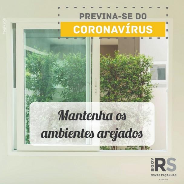 ambientes arejados card coronavirus SES