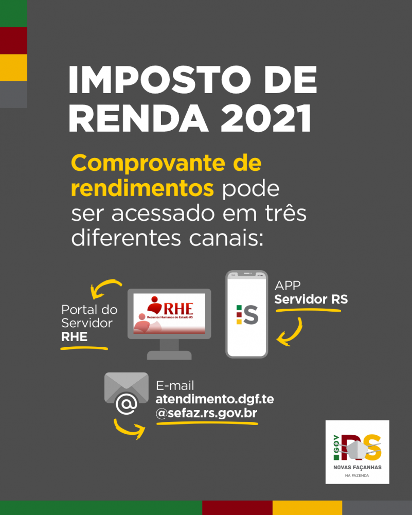 Comprovante IR2021