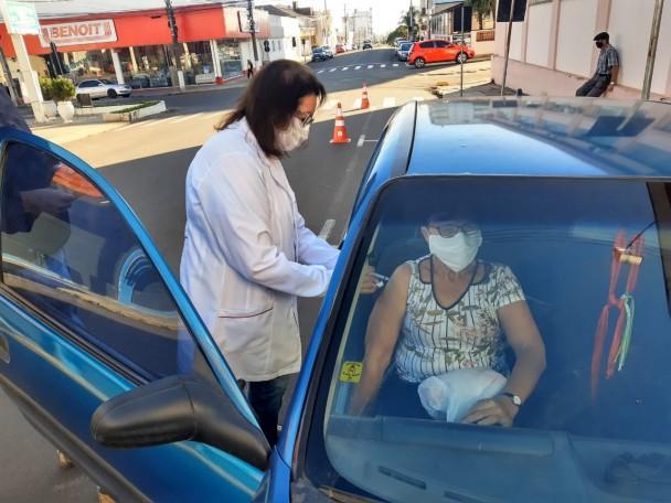 Vacina 3ABR21 Santiago