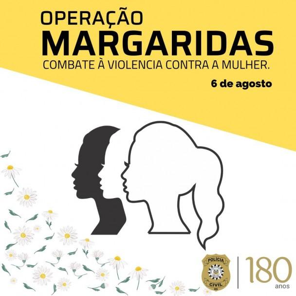 Operação Margaridas card